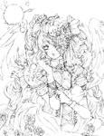 Armor Rose Maiden