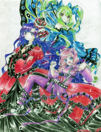 For Chidori-Miyama Commission
