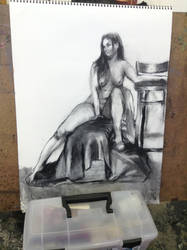 Life Drawing 1 by ButterflyWingies