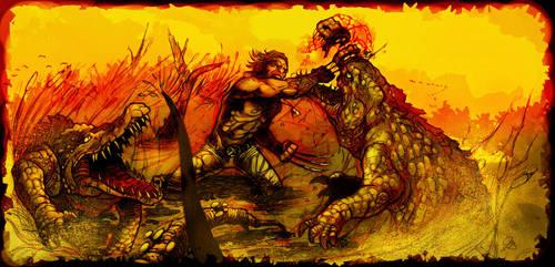 Wolverine fanart by crispawn