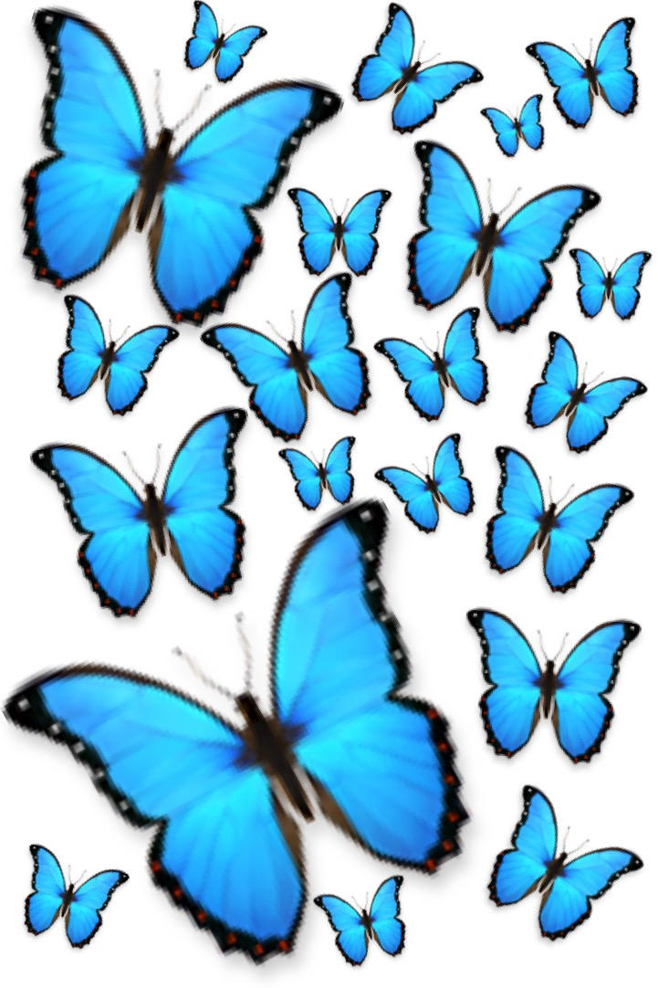 Butterfly Emoji Background By Jessiechandraws On Deviantart