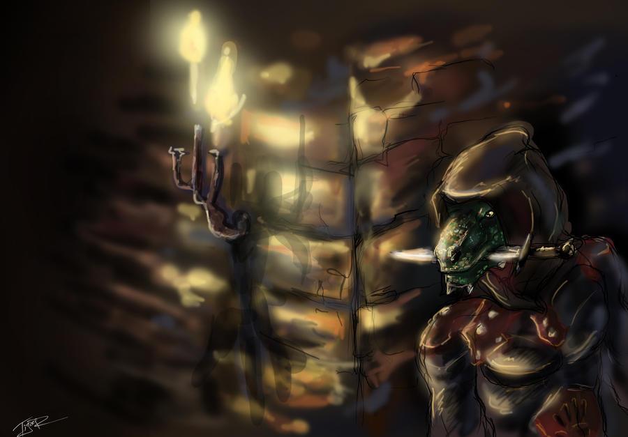 SKYRIM True Assassin by Ti-R