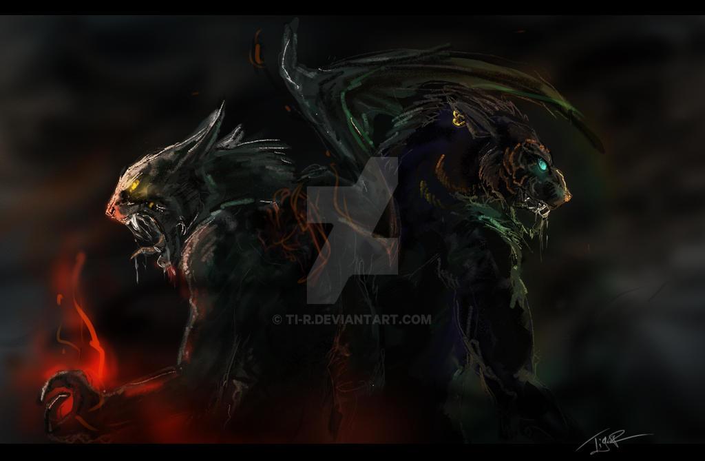 Rage! by Ti-R