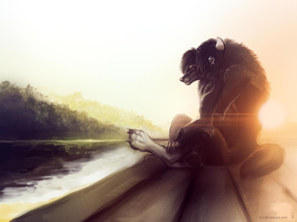 meezen commission by Ti-R