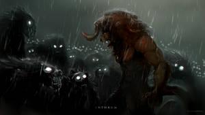 Fight for the last roar my kin