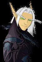Ithralen - Blood Elf by Silverskeejee