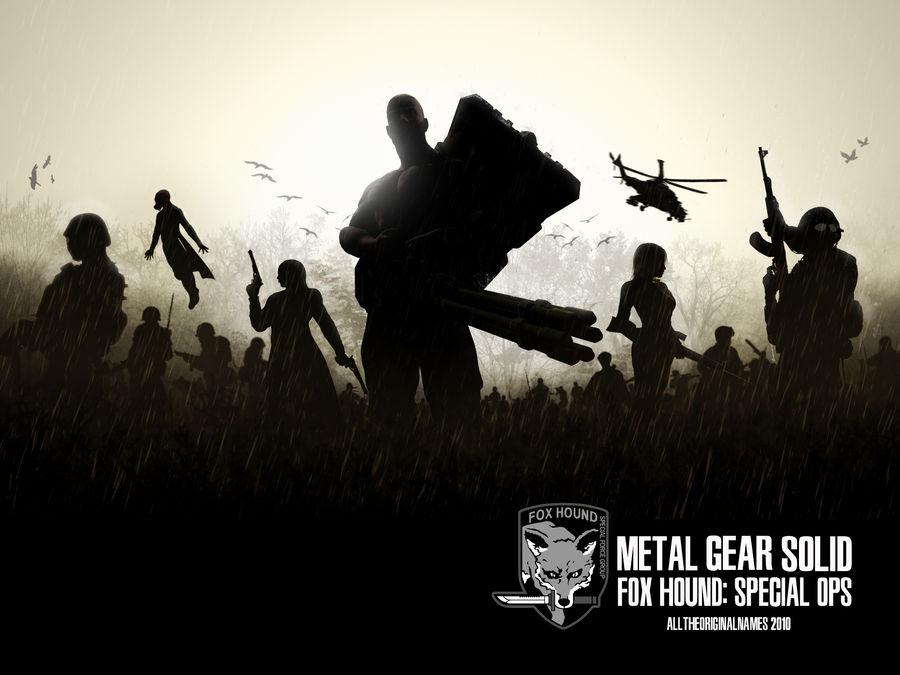 METAL GEAR SOLID: FOX HOUND