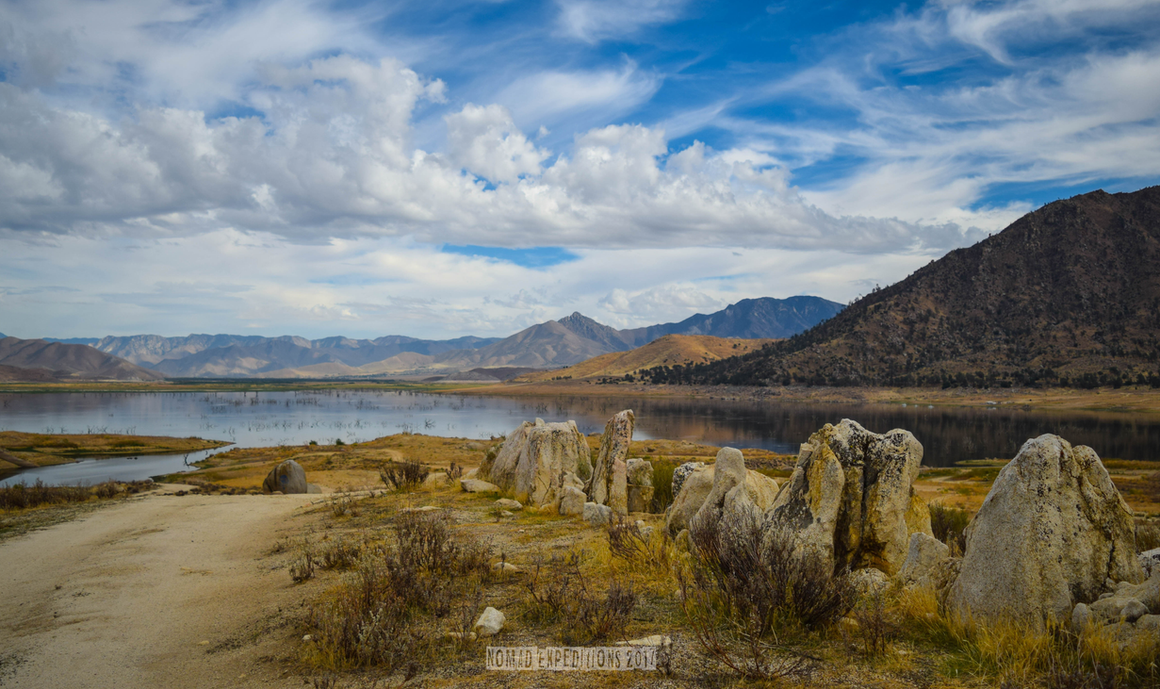 Lake Isabella by alltheoriginalnames