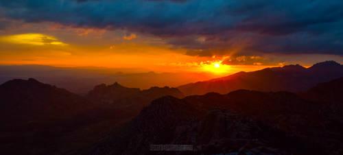 Mount Lemmon Sunset
