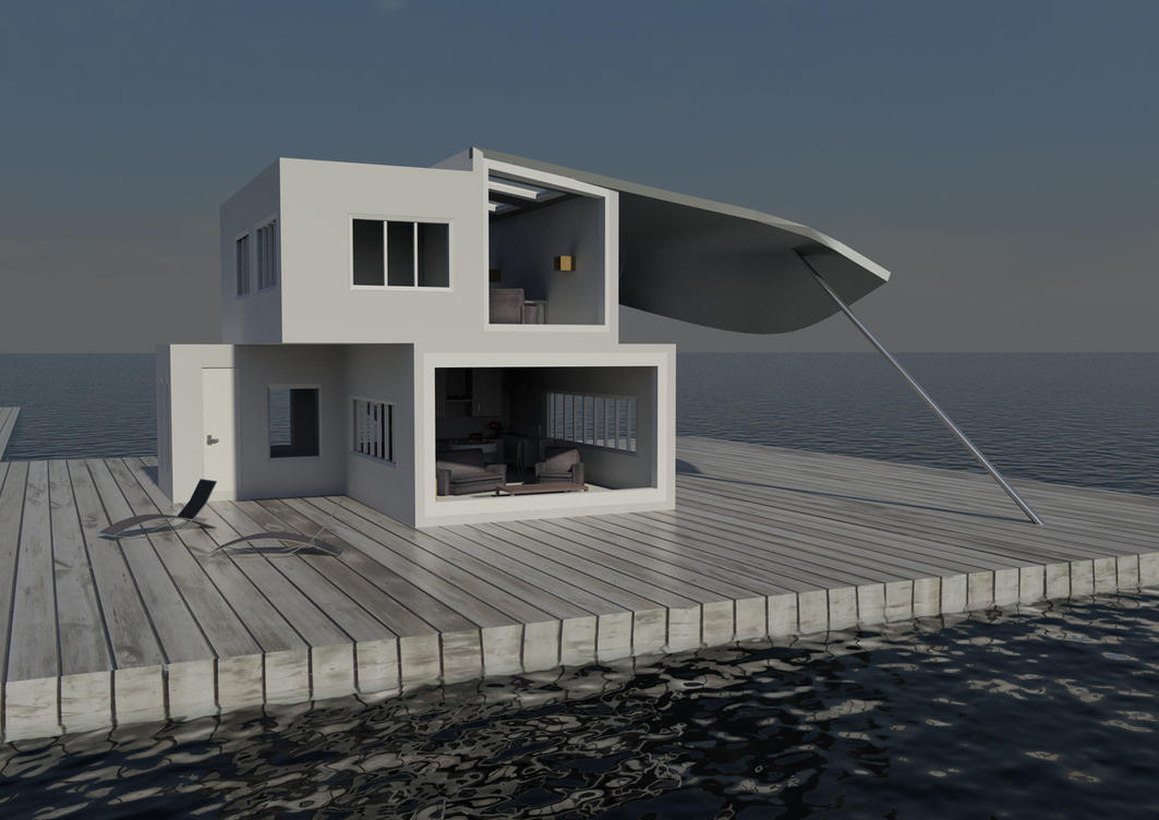 3D House by Jfboards24