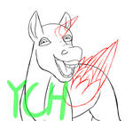 YCH - when u see the booty (closed)