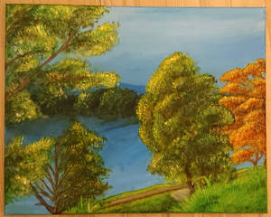 some nature painting