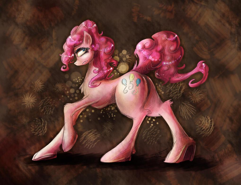 Pinkie Pie by Pimander1446