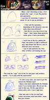 Drawing Tutorial - Pony Eyes by Pimander1446