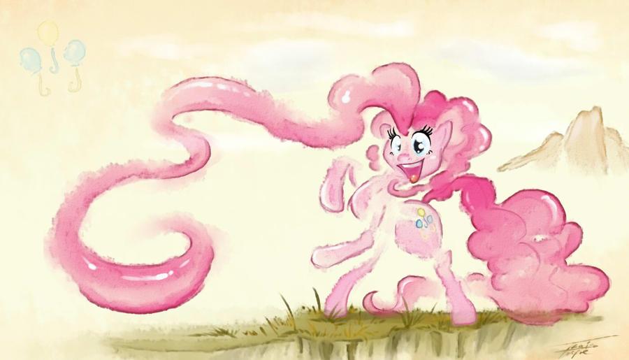 Pinkie Splash