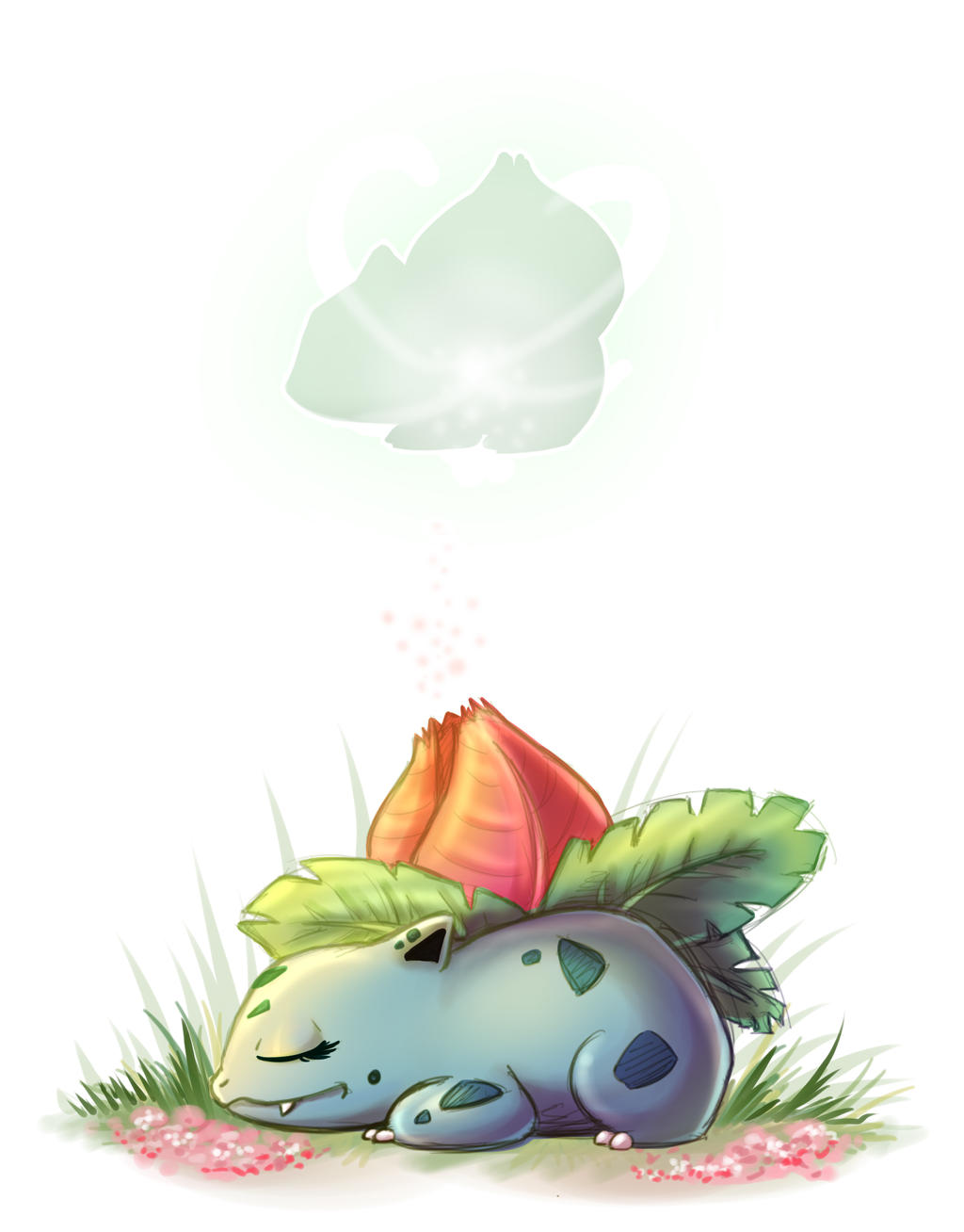 bulbasaur evolution wallpaper images - photo #39