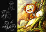 Elemental - Character Design