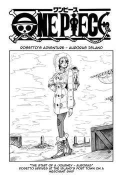 Rosetto's Adventure! - Aurora Island - 01