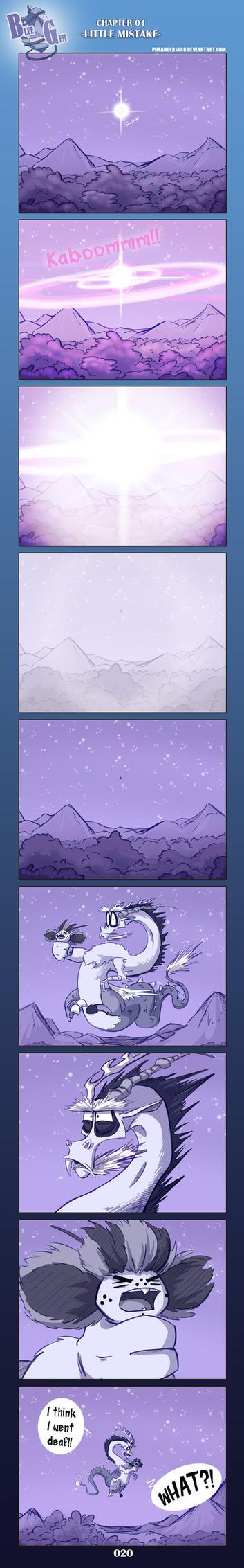 BlueGem COMIC -- Page 020 by Pimander1446