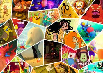 Illustration Collage by Pimander1446