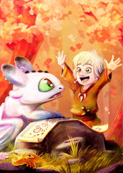 HTTYD - A new generation by Pimander1446