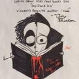 Vincent (A poem By Tim Burton) by avaweiss200