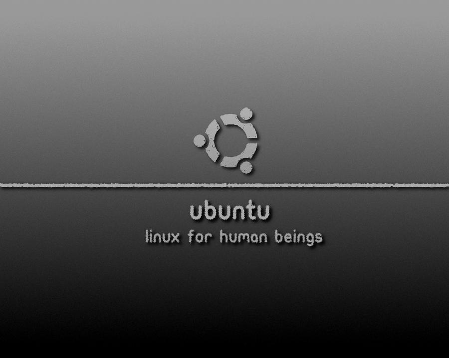 ubuntu gray