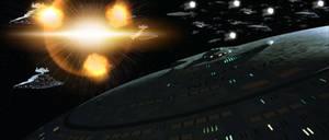 Star Trek and Star Wars AT WAR!!!4a(An Undiscovere
