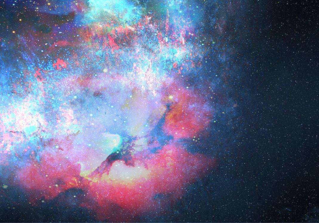 Sedraragon Nebula by P0MG
