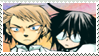 Eliot and Reo Stamp by oh-mi-gawd