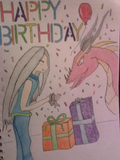 Happy Birthday Guys :D by AbyssinalPhantom