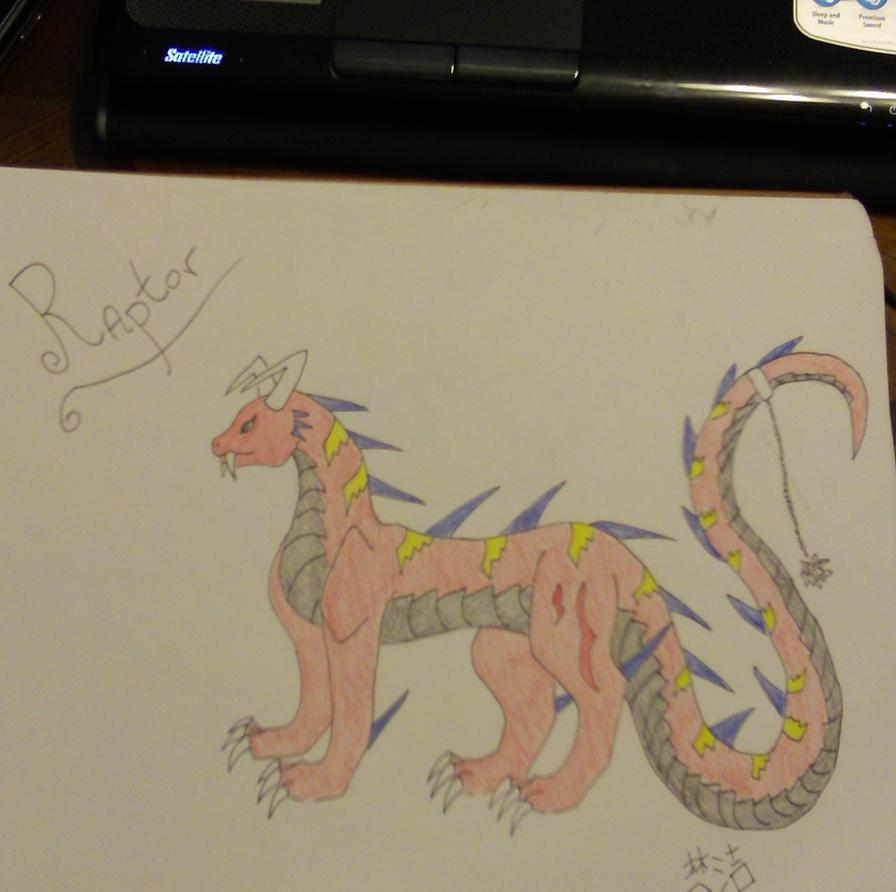 Raptor by AbyssinalPhantom