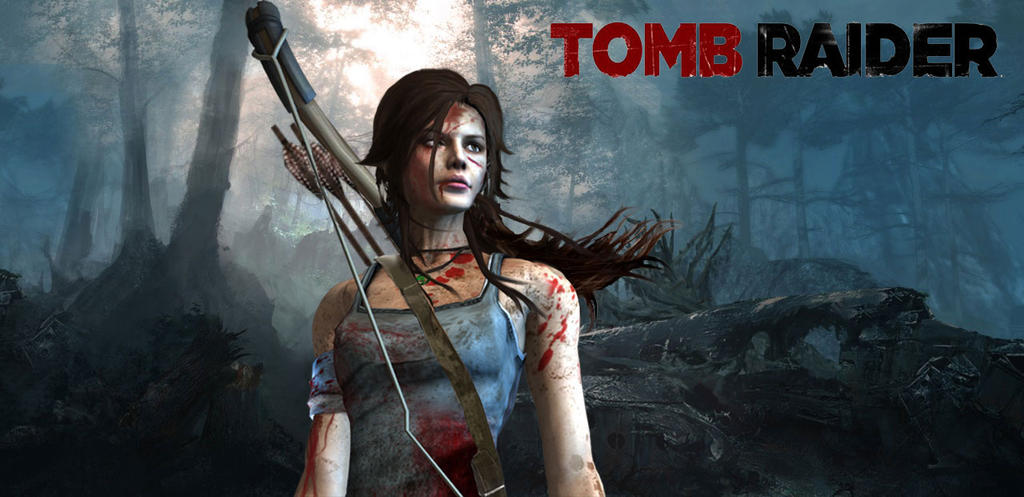 Tomb Raider 2013 Wallpaper: Tomb Raider 2013 Wallpaper By RockinRoadstar On DeviantArt