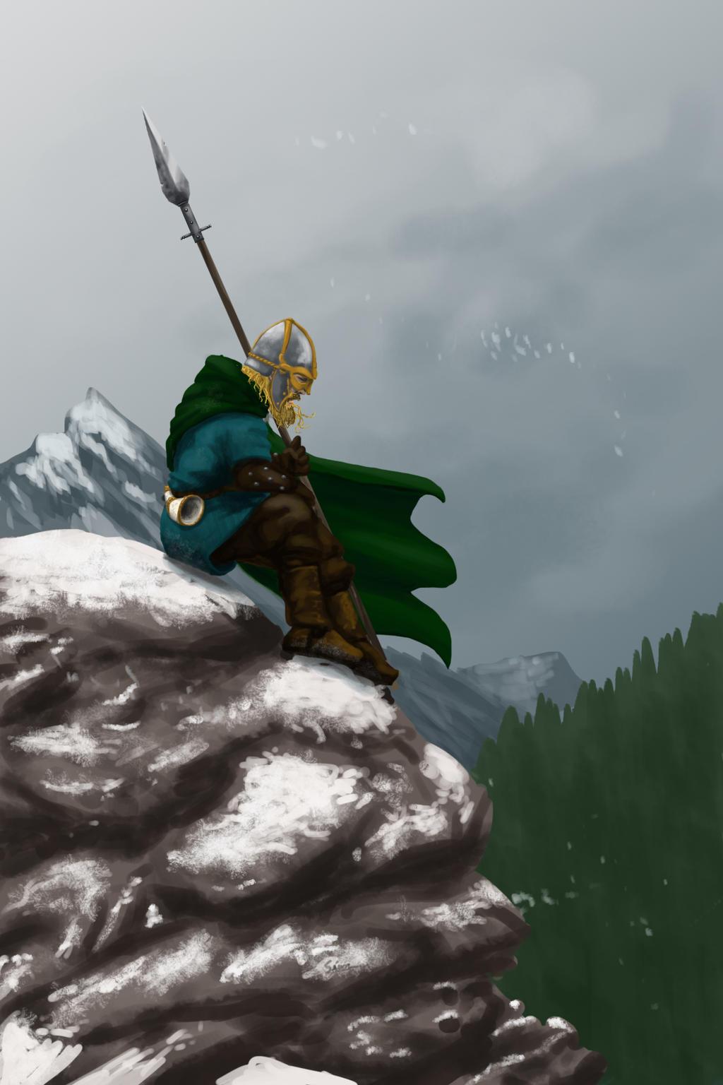 Sentinel by KingOfExplodia