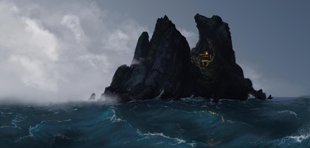 Storm Sanctuary by KingOfExplodia