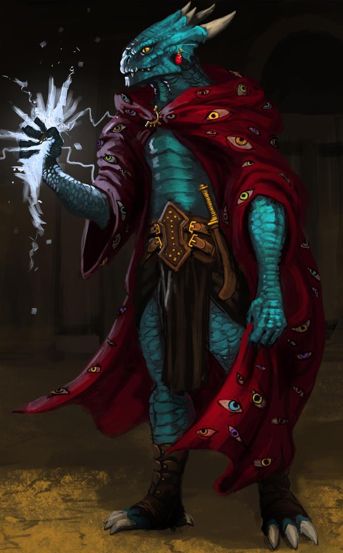 Dragonborn by KingOfExplodia