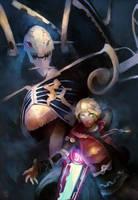 Xenoblade Chronicles by VEKTTOR