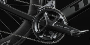 BICYCLE PROJECT Frameset Assembly: Trek Madone SLR