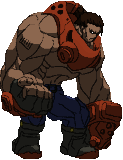 CvS Sprite Attempt: Potemkin from Guilty Gear
