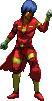 CvS Sprite Attempt: Original Unnamed character #1 by markligeralde