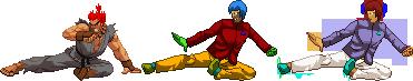 CvS Sprite Attempt: Original Unnamed character #3 by markligeralde