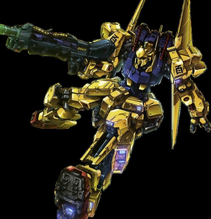 Hyaku Shiki, from Mobile Suit Zeta Gundam [RENDER]