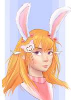 Bunny by RCSR-art