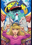 Velvet's Cat Dreamworld by RCSR-art