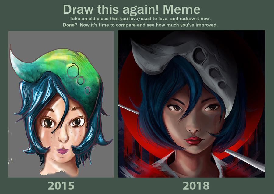 Draw This Again! by LowPriority