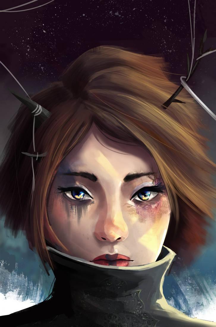 Raven by RCSR-art