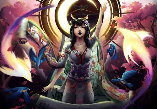 Onmyoji - Moonlight Blessing