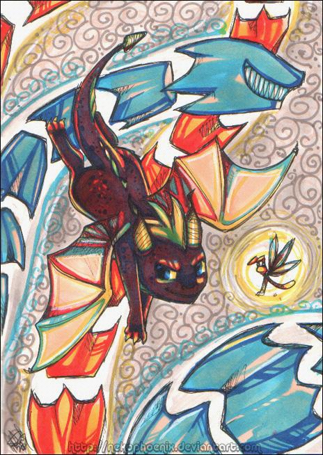 Bad Dragon by nekophoenix on DeviantArt