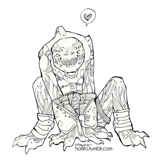 Hug a Wretch by nekophoenix