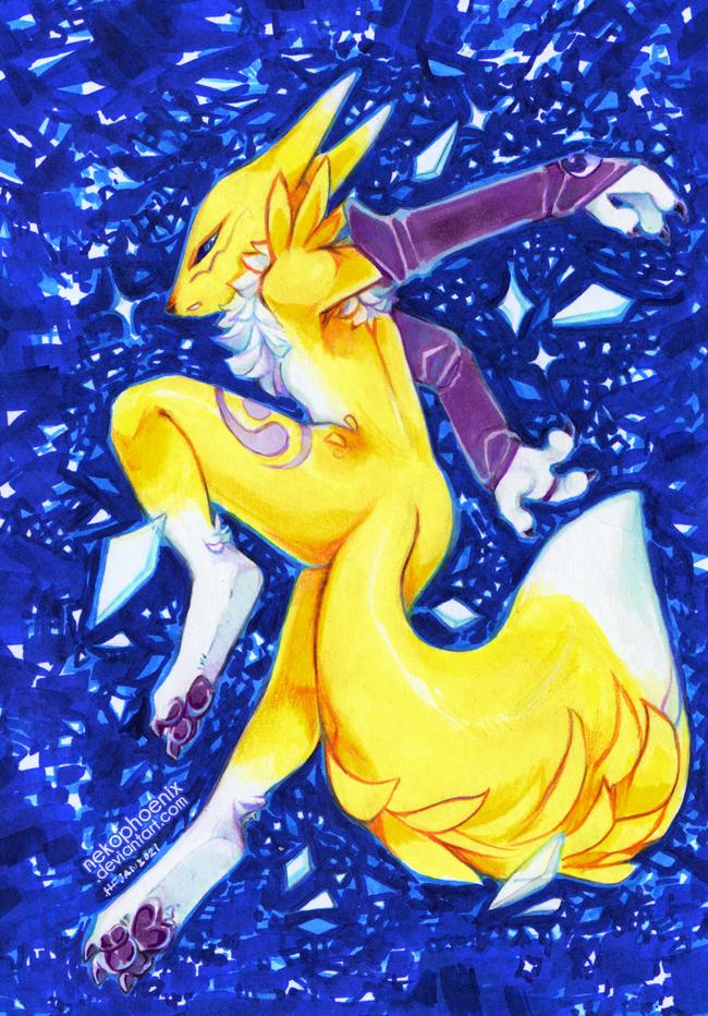 Diamond Storm by nekophoenix